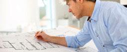 Architekt mit Vermögensschadenhaftpflicht-Versicherung