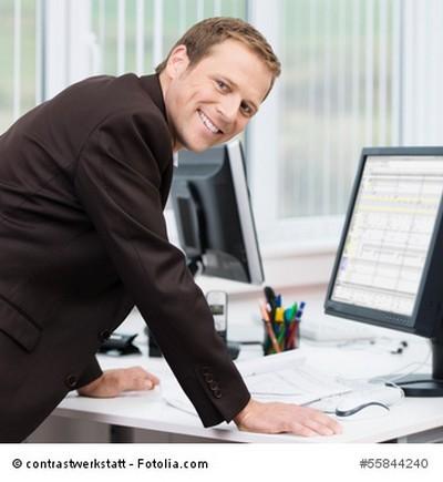 Beruhigtes Arbeiten durch Betriebshaftpflichtversicherung