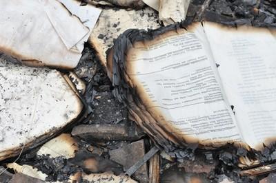 Brandschaden am Hausrat