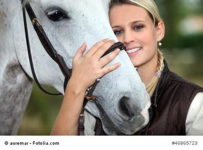 Gesundes Pferd durch Pferdekrankenversicherung