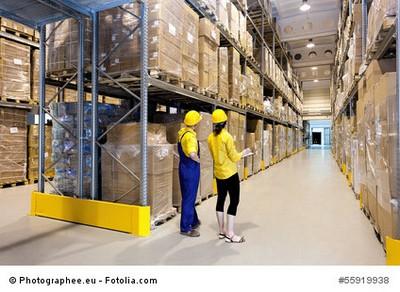 Inhaltsversicherung Vergleich für Warenlager