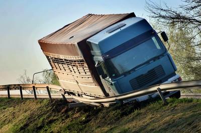 Schützen Sie Ihren LKW gegen einen Unfall